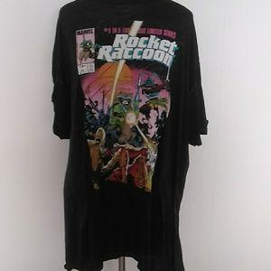 Marvel  Rocket Raccoon T-shirt